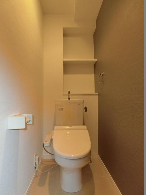 コンコルディア / 403号室トイレ