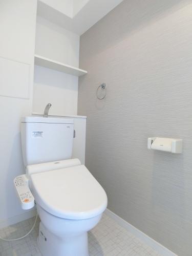 エクセル半道橋 / 606号室トイレ