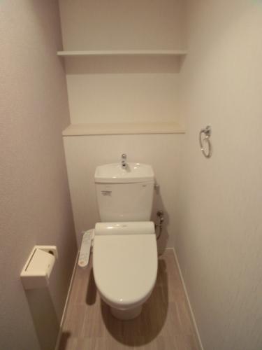 コンフォート・レジデンス / 303号室トイレ