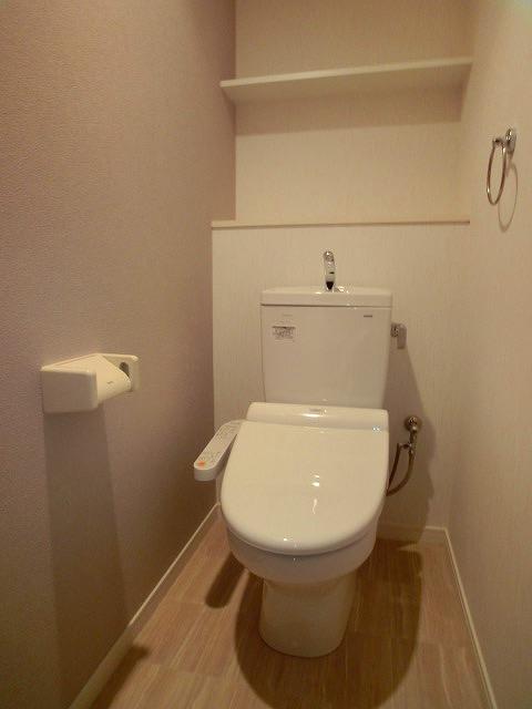 コンフォート・レジデンス / 503号室トイレ