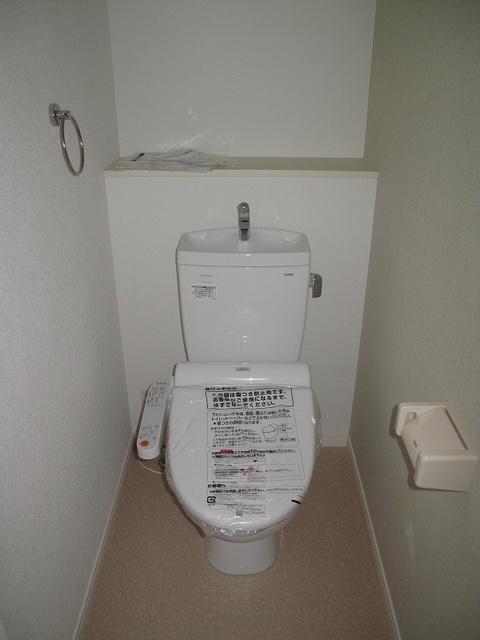 ステラSTⅢ / 701号室トイレ