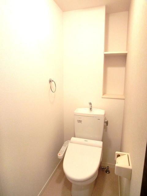 ステラSTⅢ / 707号室トイレ