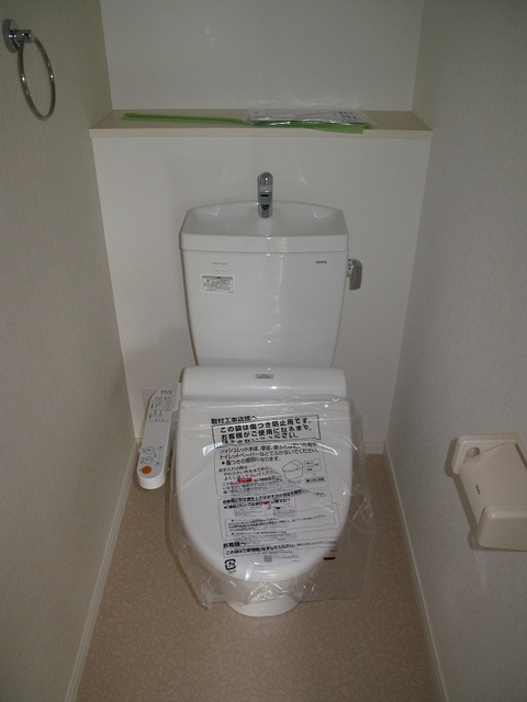 ステラSTⅢ / 708号室トイレ