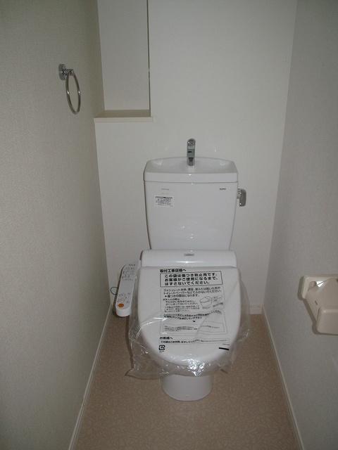 ステラSTⅢ / 903号室トイレ