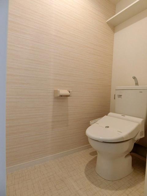 フィオーレ大橋 / 302号室トイレ