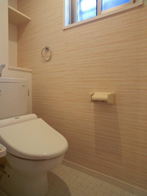 フィオーレ大橋 / 303号室トイレ