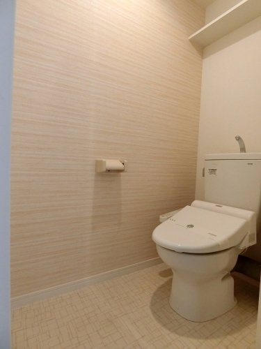 フィオーレ大橋 / 402号室トイレ