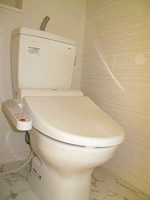 パーク ストリーム / 302号室トイレ