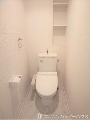 パーク ストリーム / 402号室トイレ