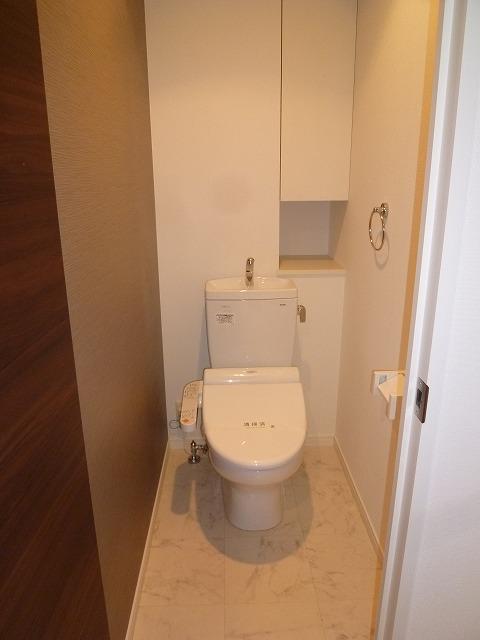 オリオン3(ペット可) / 401号室トイレ