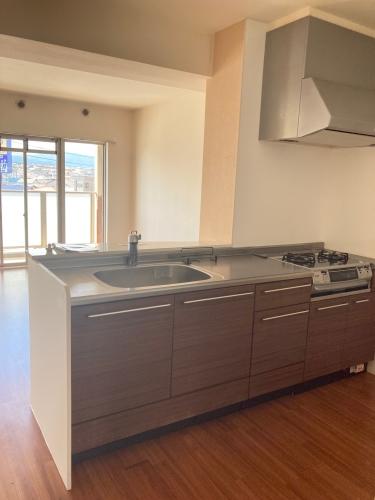 オリオン3 / 403号室キッチン