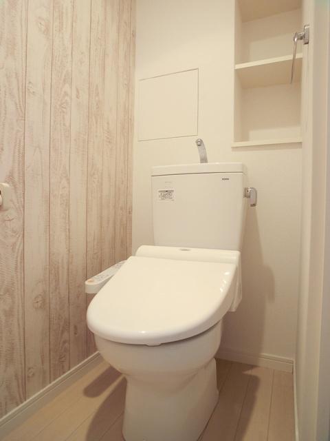 ステラ大橋 / 102号室トイレ