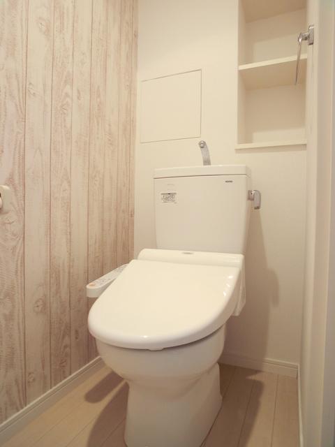 ステラ大橋 / 302号室トイレ