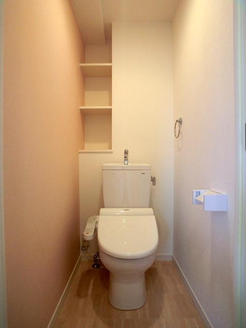 シャトーポルターダ博多南 / 403号室トイレ