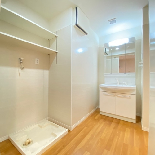 サントラップ / 502号室洗面所