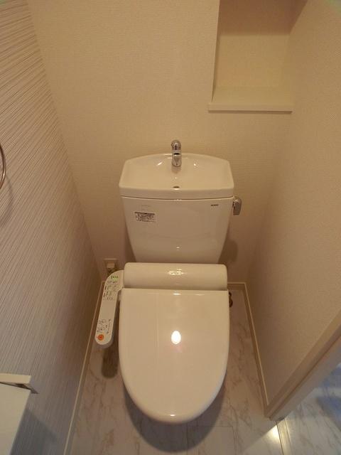 ココテラスK / 502号室トイレ