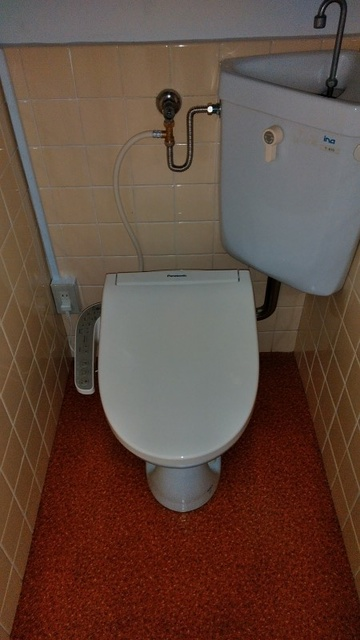 第2光コーポ / 202号室トイレ