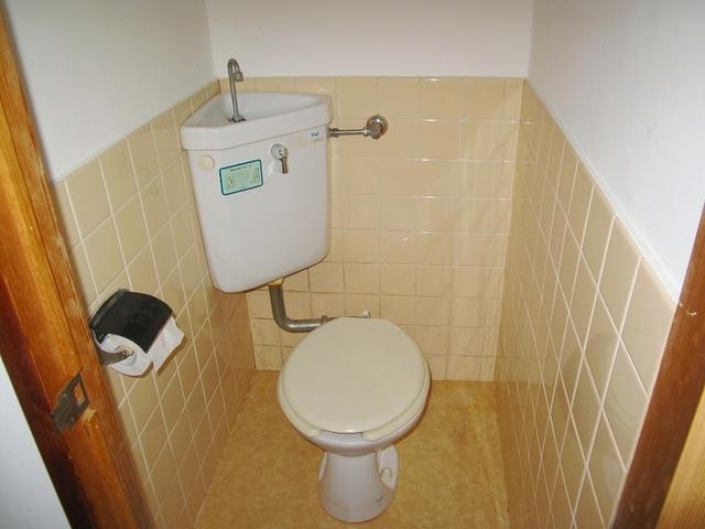 第2光コーポ / 203号室トイレ