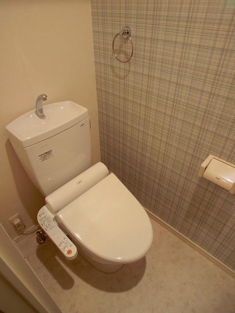 ニーム若久(ペット可) / 401号室トイレ