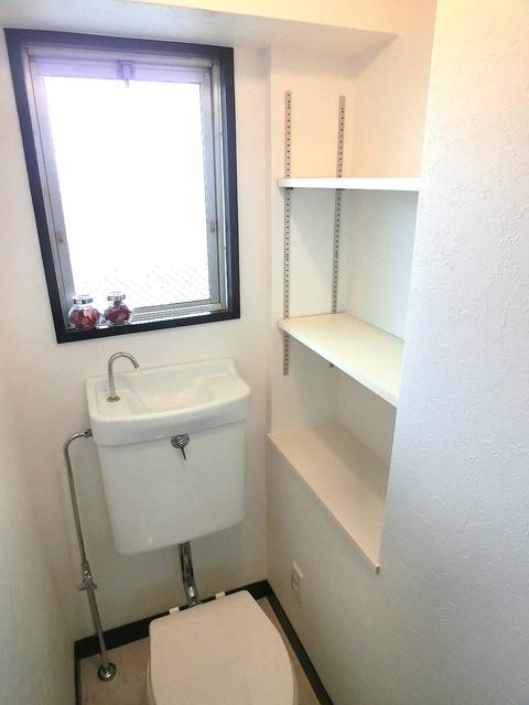 紙屋ビル / 503号室トイレ