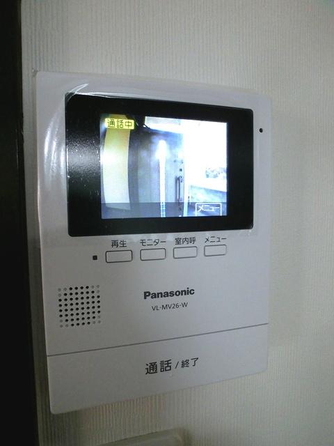 渡辺貸家 / 5号号室セキュリティ