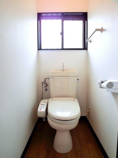 渡辺貸家 / 6号号室トイレ