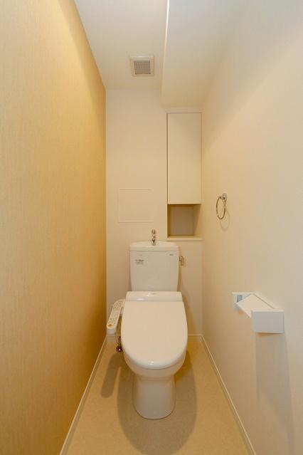 プレジデント正弥博多 / 505号室トイレ