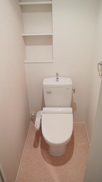 シエラハウス / 205号室トイレ