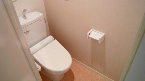 シエラハウス / 207号室トイレ