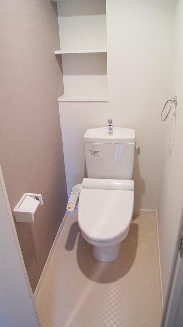 シエラハウス / 303号室トイレ