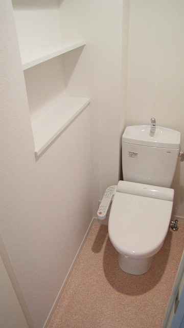 シエラハウス / 306号室トイレ