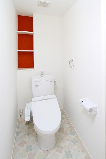 グランドゥールステラ / 201号室トイレ