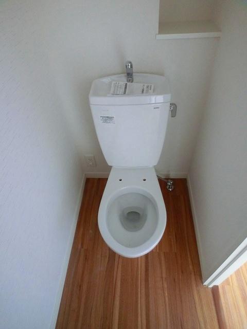プラス カナール / 303号室トイレ