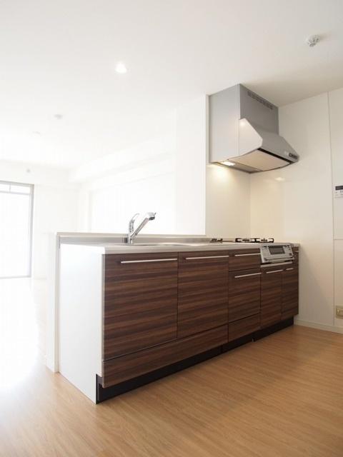 プラス カナール / 402号室キッチン