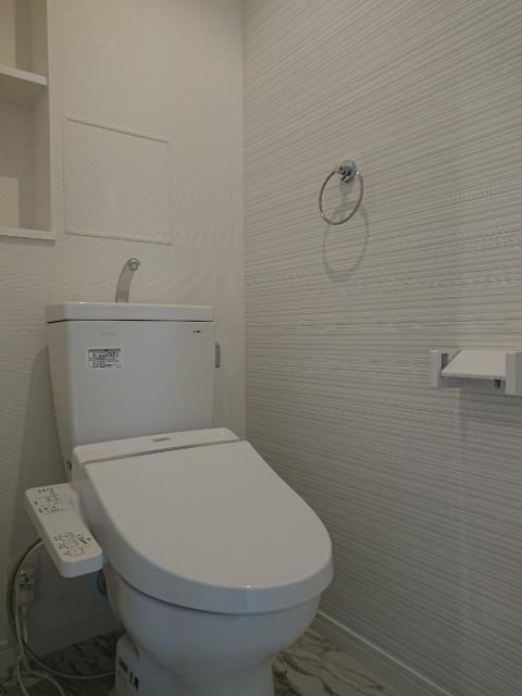 ラ・エクラン / 201号室トイレ