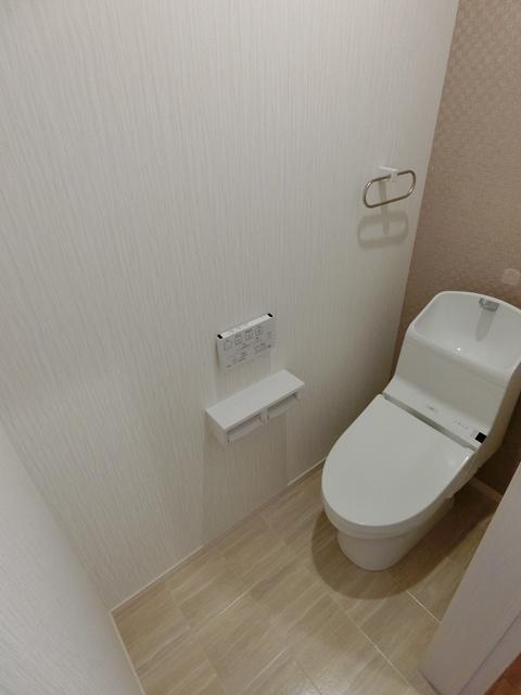 メゾングレイス / 102号室トイレ