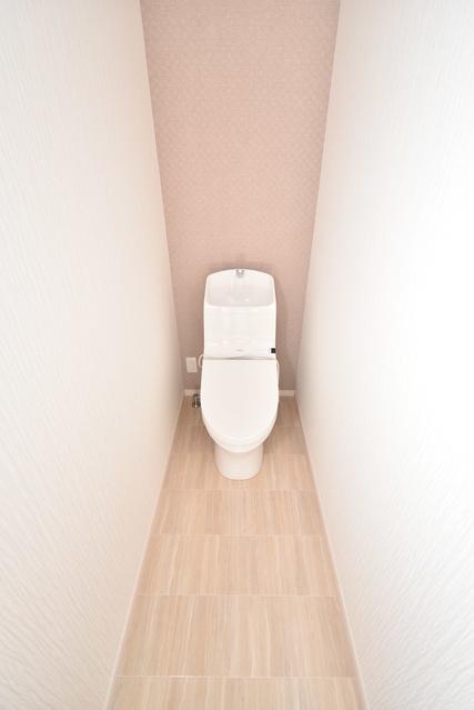 メゾングレイス / 203号室トイレ