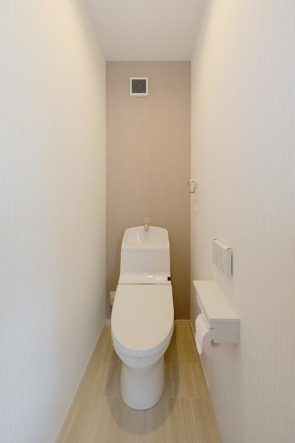メゾングレイス / 204号室トイレ