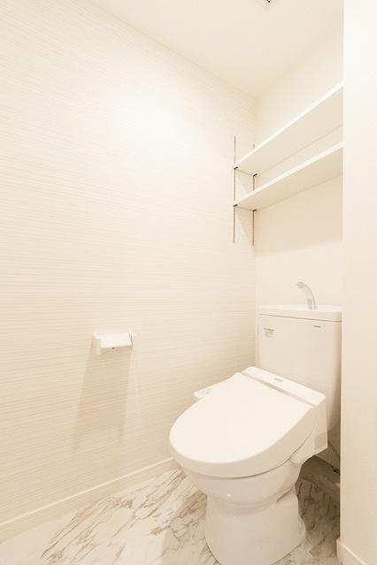 ノース ガーデン / 103号室トイレ