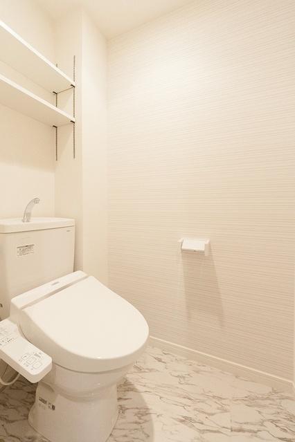 ノース ガーデン / 202号室トイレ