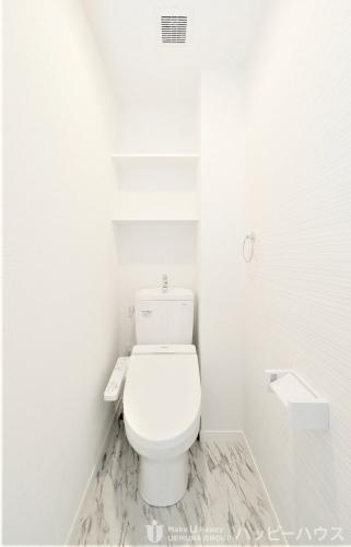 アンビエントN / 401号室トイレ