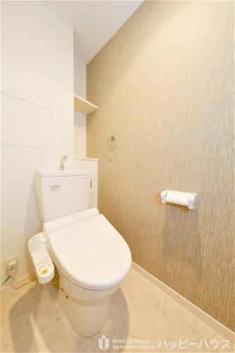 ボヌール メゾン / 105号室トイレ