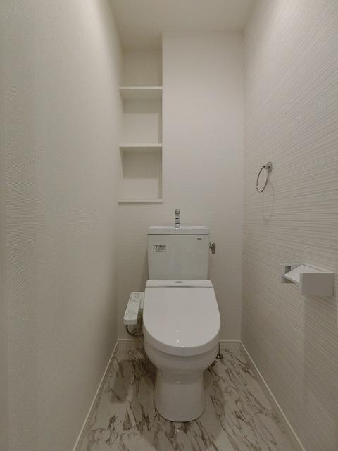 U.ZハイツⅢ / 201号室トイレ