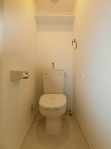 ラポート竹下 / 101号室トイレ