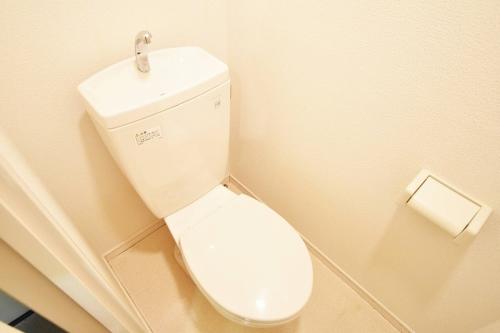 ラポート竹下 / 203号室トイレ
