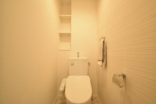 ラ・カリーナ / 502号室トイレ