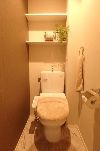 サクセス井尻 / 201号室トイレ