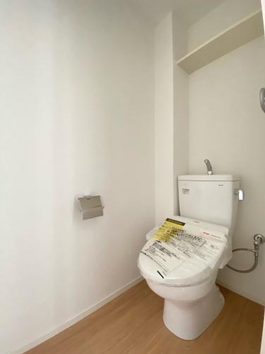 SOPHIA TOKUNAGAⅢ / 401号室トイレ