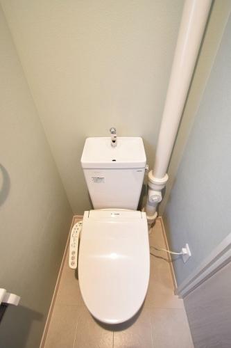 エクセレント12 / 105号室トイレ