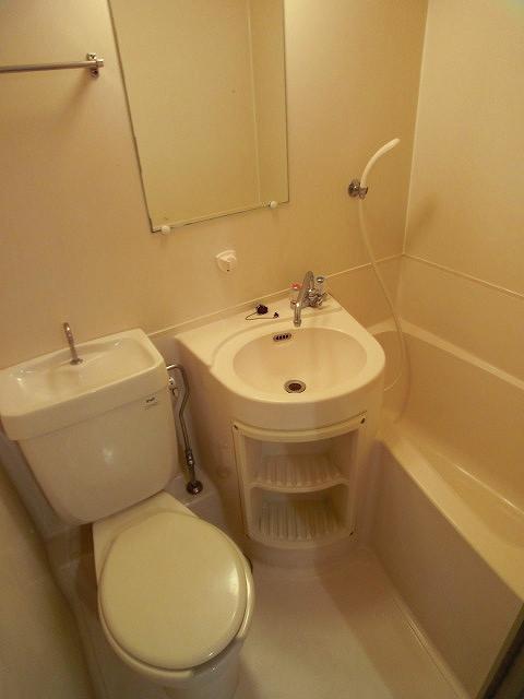 エクセレント12 / 201号室トイレ